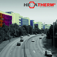 HEXATHERM insulation boards