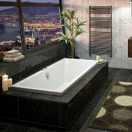 Lorenzo Series Baths from Tissino