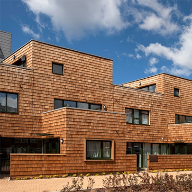 JB provides a shingle cladding solution for social housing development
