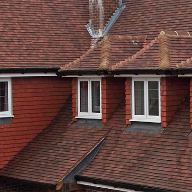 Redland roof tiles for self-build project