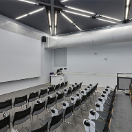 Acoustic products for Winchester School of Arts