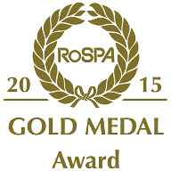 Stannah wins Gold in RoSPA awards