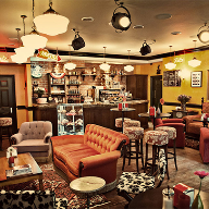 Bespoke furniture for Central Perk