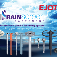 EJOT UK launches new Rainscreen Specification App