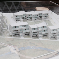 London Architect Embraces 3D Printing for project model