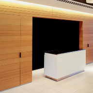 graefe Veneered Doors add beauty to office development
