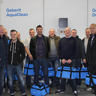 Geberit training - a module to suit all requirements