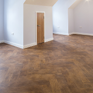 Polyflor flooring chosen for new homes in Bridgend