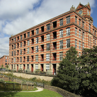 Sandtex Trade gives heritage building high performance treatment