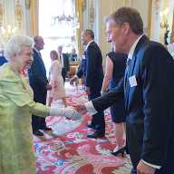 Ancon is honoured by HM The Queen at second Royal Reception