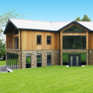 Vincent Timber the natural choice for stunning project