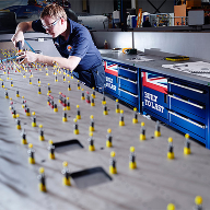 Bott assists Bloodhound SSC in Manufacture of Components