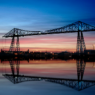 Pilkington helps enhance iconic Transporter Bridge