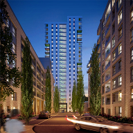 Kingframe Infinity® chosen for building project in Tottenham