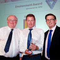 Hörmann secures UKWA Environment Award