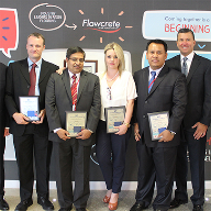 RPM Awards Flowcrete Collaborative Value Creation