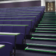 LED lighting for University of Manchester