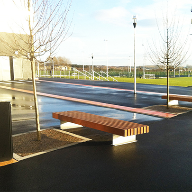 External furniture package for Shafton Advanced Learning Centre