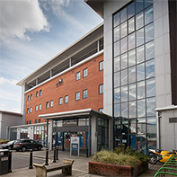 Gradus supplies University of Central Lancashire