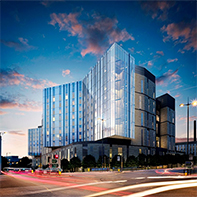 Kingframe SFS for Royal Liverpool University Hospital