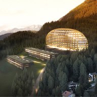 Schöck Isokorb® at InterContinental Davos Resort & Spa