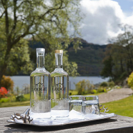 EAU de VIE filtration system for The Lodge on Loch Goil