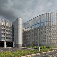 Berry Systems protect Heathrow multi storey car park