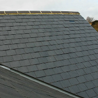 Domiz roofing slate for Dartford cottage
