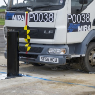 Heald launches new anti-terrorist security bollards
