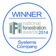 Liniar wins at The National Fenestration Awards
