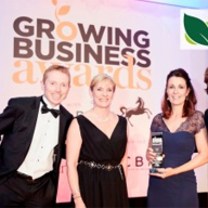 Recognition For Liniar At Business Awards