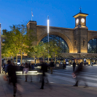 ACO helps redevelopment of King's Cross get on track