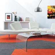Creative carpet ranges lead the way in offices