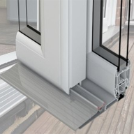 Liniar Patio: New Part M Low Threshold Launched