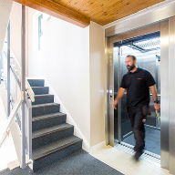 Stannah Lifts for tight-squeeze spaces