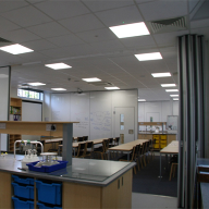 Movable wall systems for Wellington College