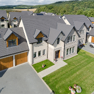 Edgemere adds slate aesthetic to luxury highlands development