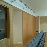 Acoustic panels for City of London Freemen's School