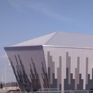 Knauf Insulation develops bespoke product for Ice Arena Wales