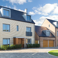 Wienerberger products for award winning housing development