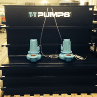 T-T Pumps provide pumping station for apartments