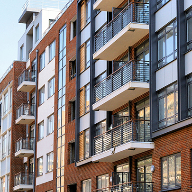 Energy efficient London development incorporates Schöck