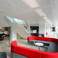 Armstrong Ceilings help transform the multi-storey Parsons Tower