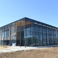 Natural Ventilation for Middlesbrough Sports Village