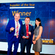 Knauf Insulation named Supplier of the Year