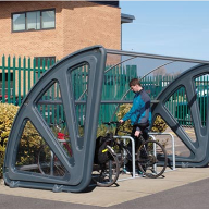 Aero™ Cycle Parking at Durham University