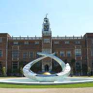 Newton waterproofs new water sculpture at Hatfield House