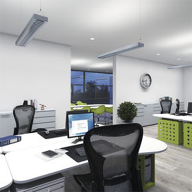 Most efficient linear LED solution from WILA
