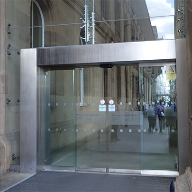 TORMAX door system for Newcastle station