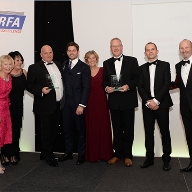 Sika flooring celebrates a trio of FERFA awards